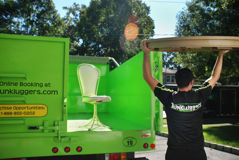 Furniture Removal in Bucks, Montgomery, and Philadelphia Counties