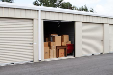 Storage Unit Cleanout Help in Gainesville