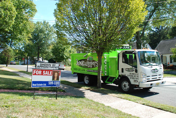 Junk, Furniture, & Appliance Removal in Raleigh, Apex, Durham